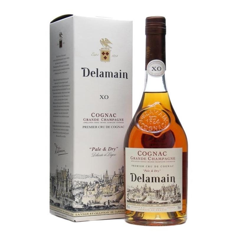 Introducing Delamain Cognac: Dating Back To 1759