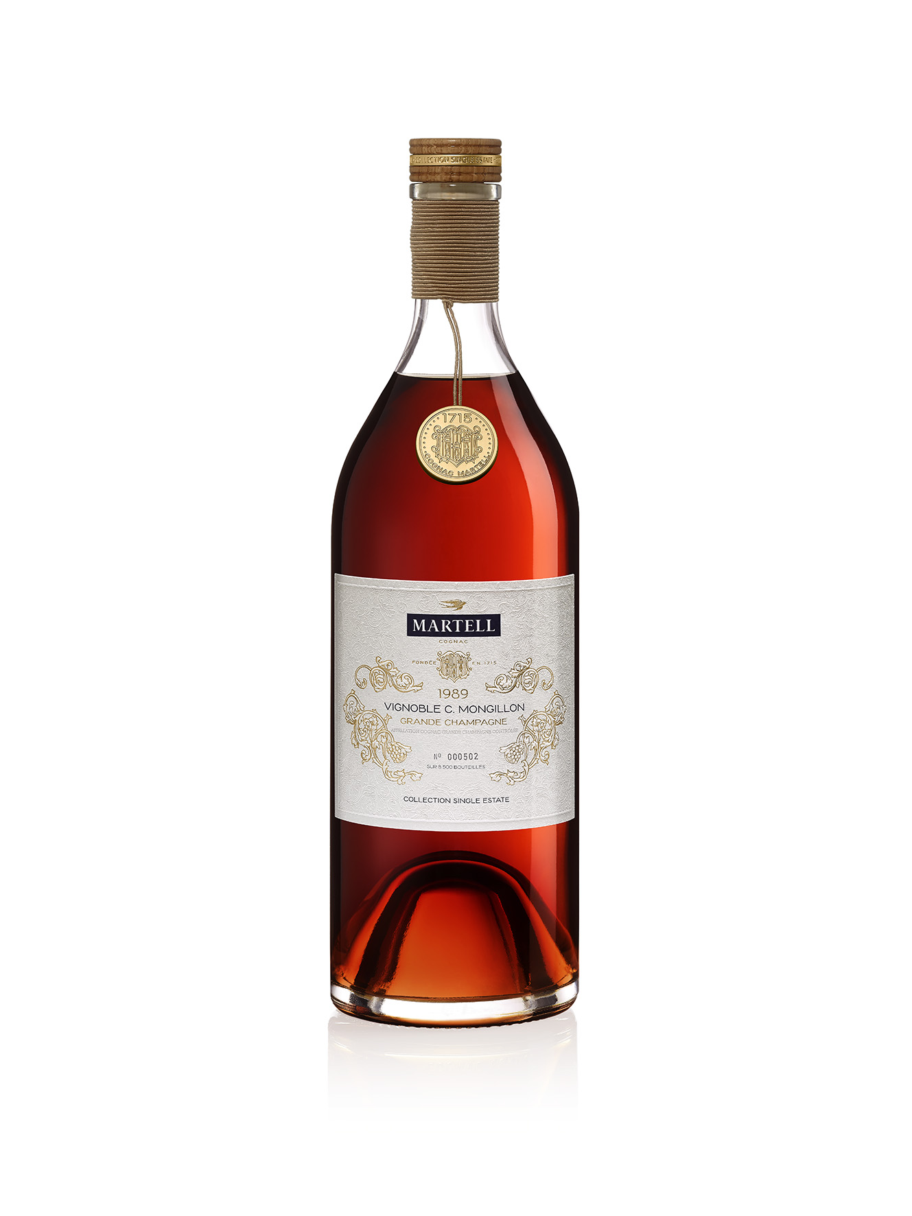 NEW from Martell: The Single Estate Collection