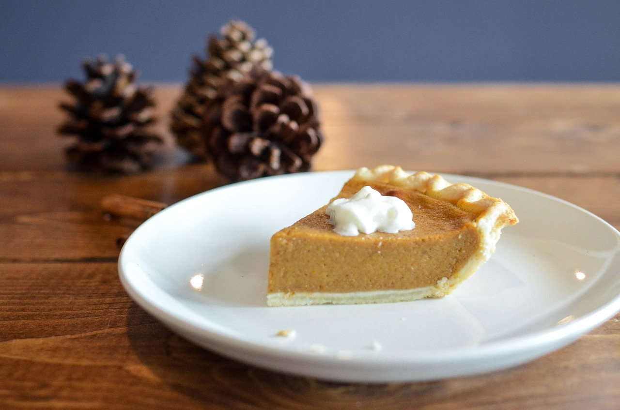 Thanksgiving Cognac Pumpkin Pie Recipe