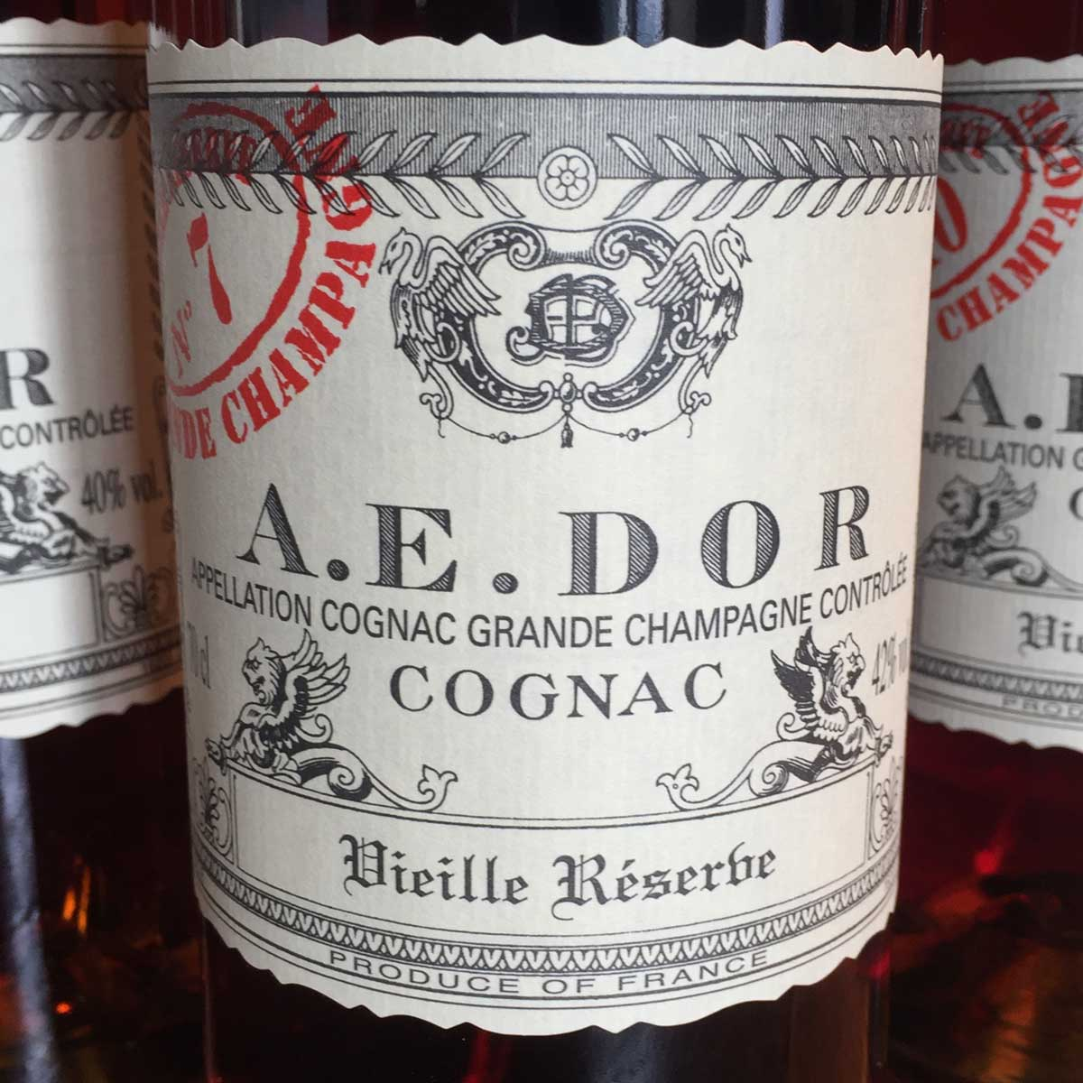 Why is Cognac called Champagne?