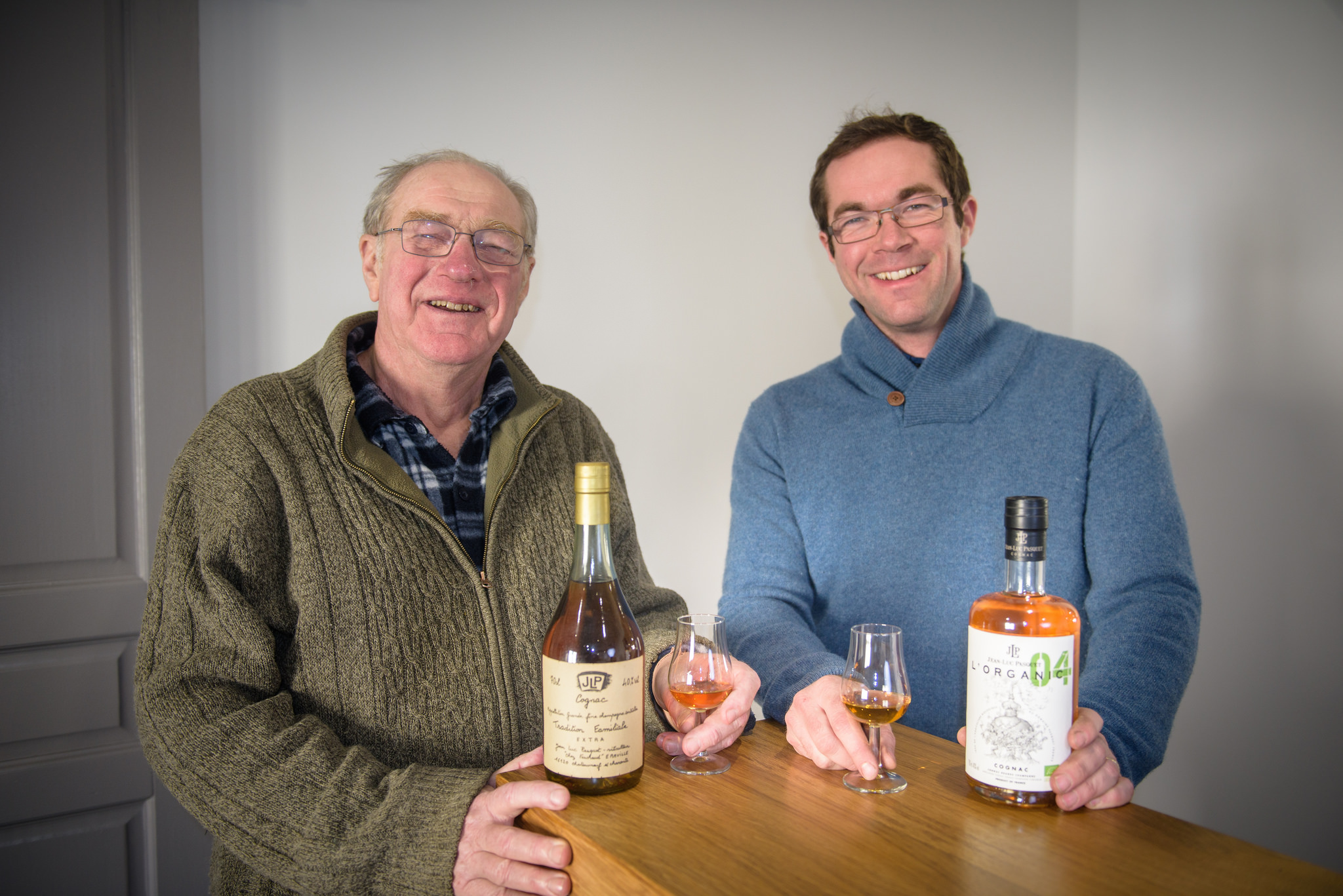 Jean Luc Pasquet Cognac: Where family matters