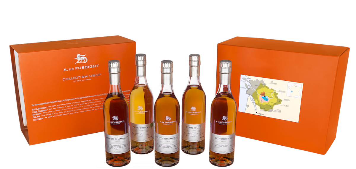 A. de Fussigny Cognac: Where Innovation Meets Tradition
