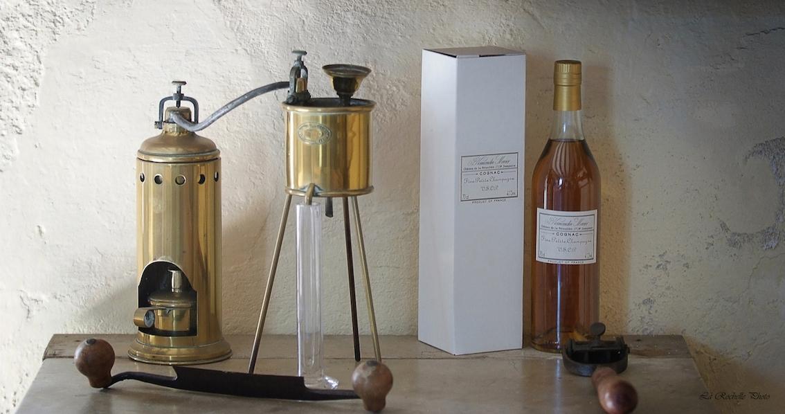 Normandin-Mercier: Cognac aged at the Atlantic Coast