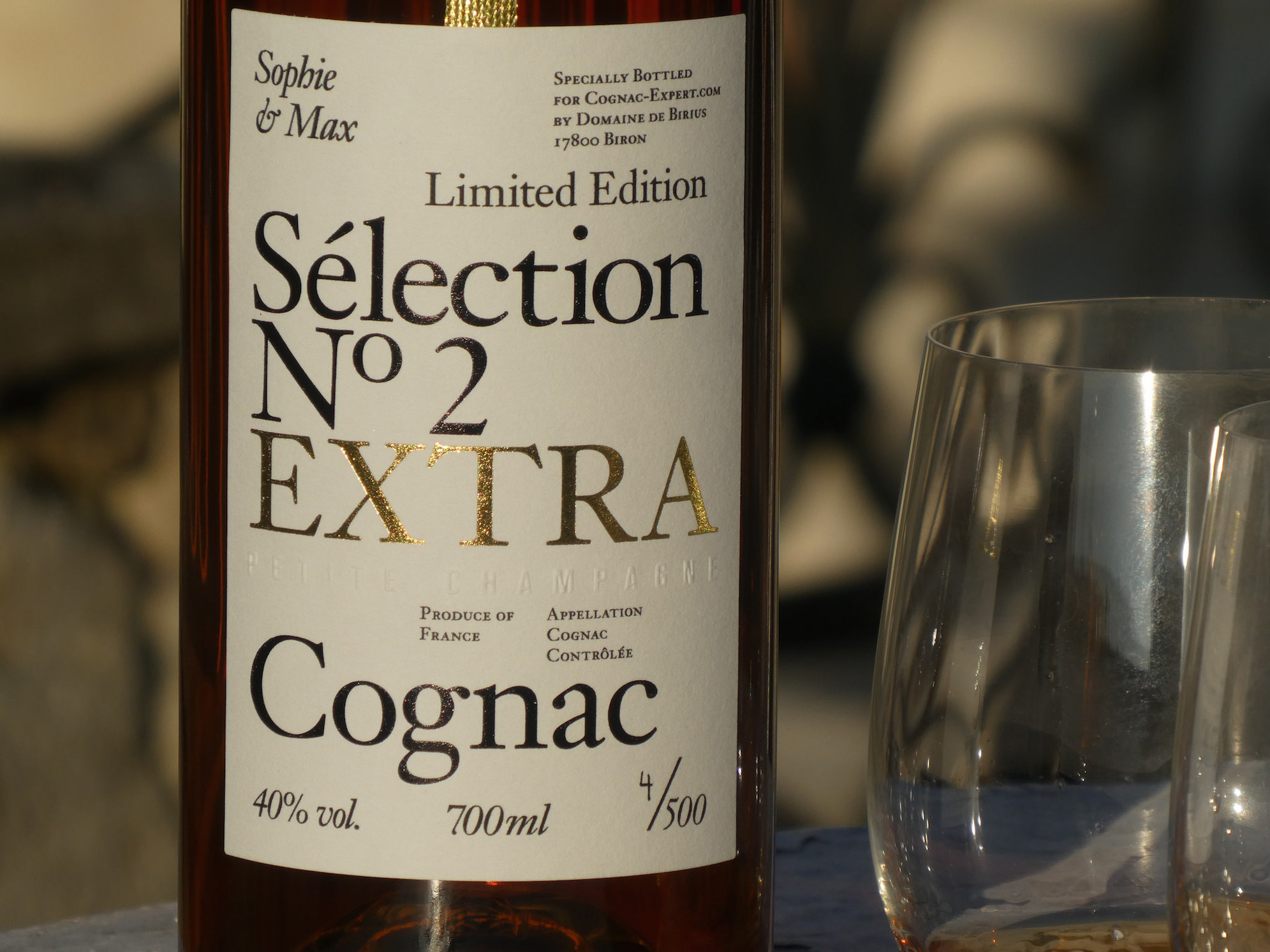 The Making Of: Sophie & Max Sélection N° 2 Limited Edition Cognac