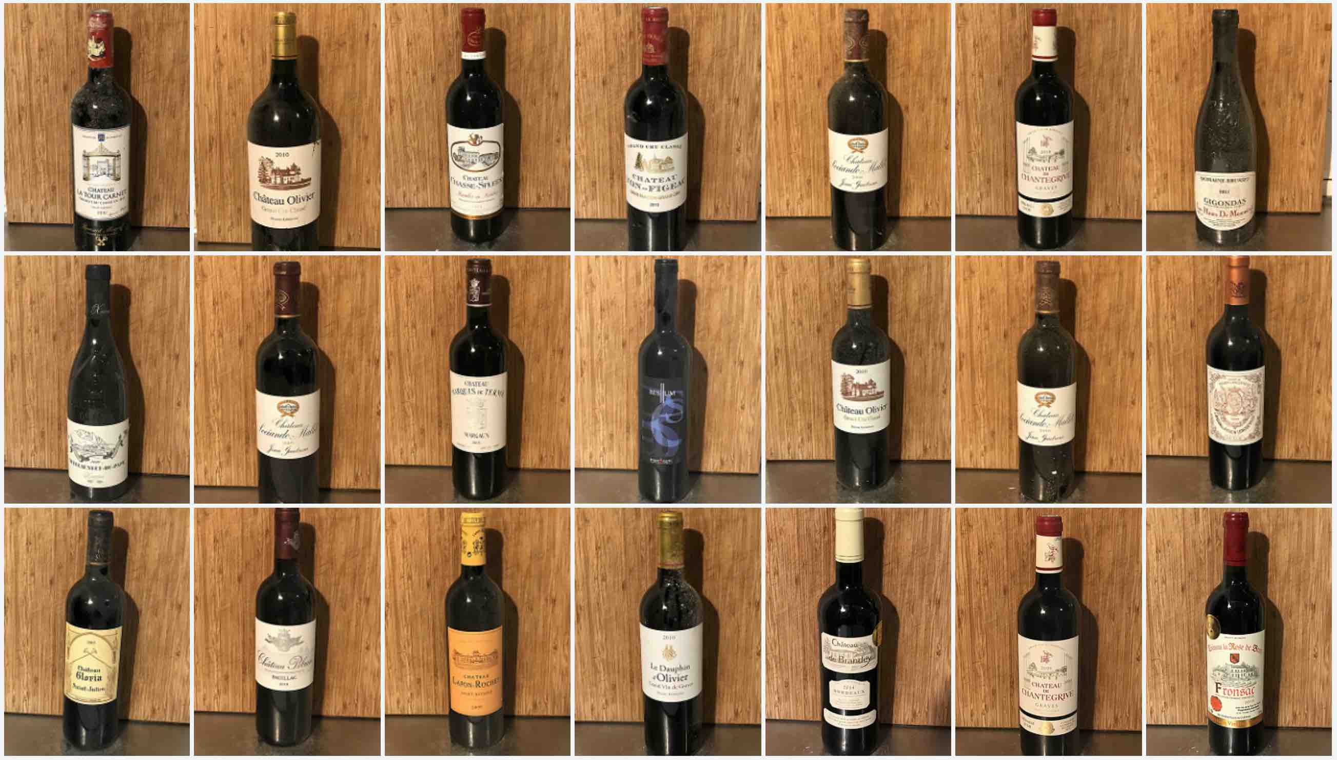 Wine Sale: Straight from our Family Cellar