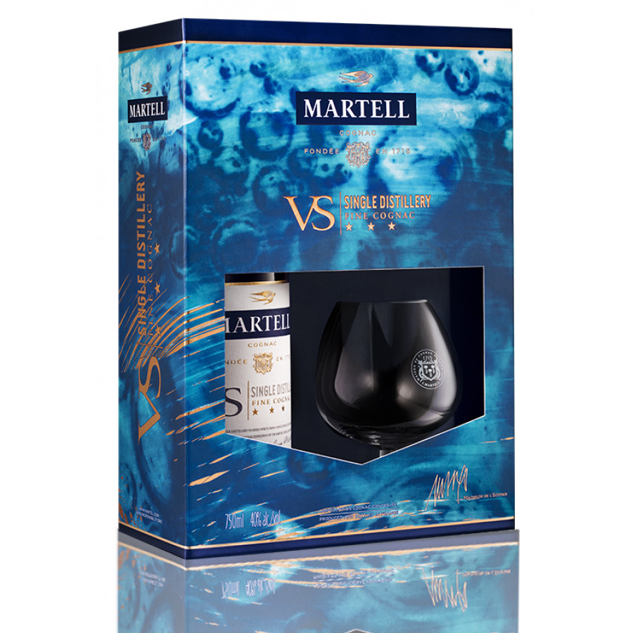 Martell Cognac: The Art of Generosity Limited Edition