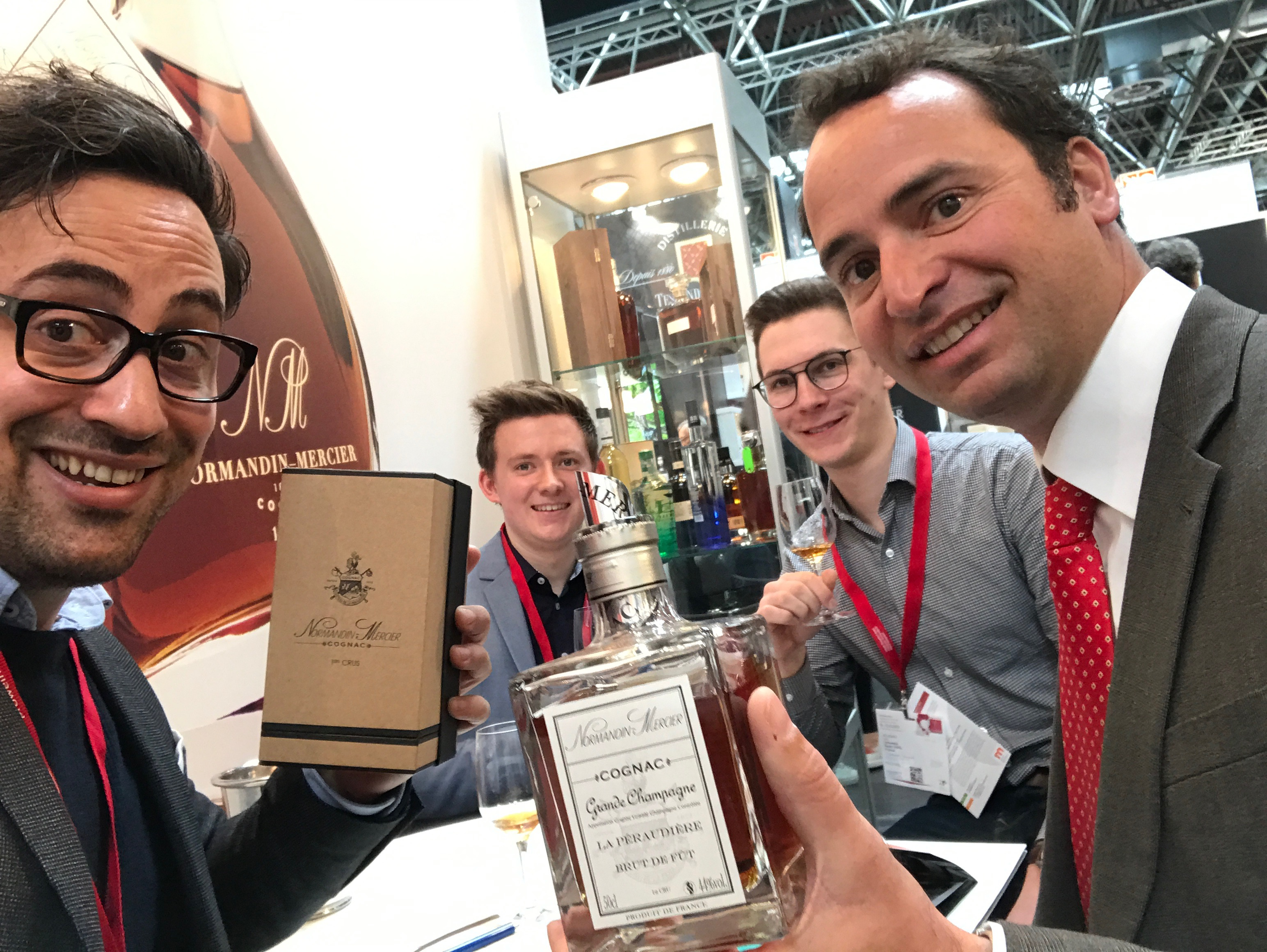 Cognac 2018: The year that was