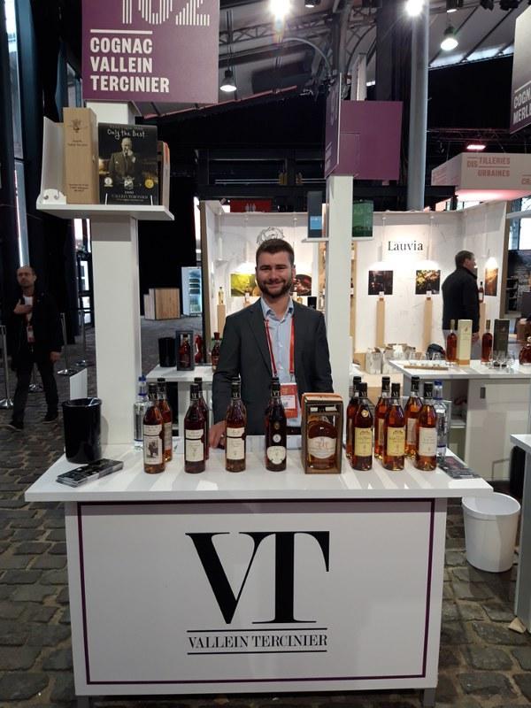 Vallein Tercinier Cognac:  An intimate history