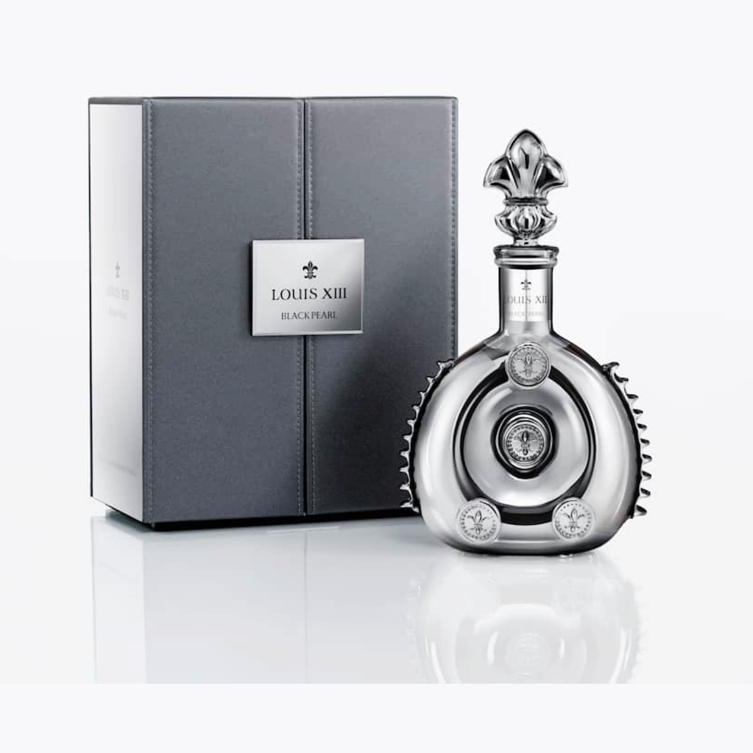 Louis XIII Silver Blackpearl
