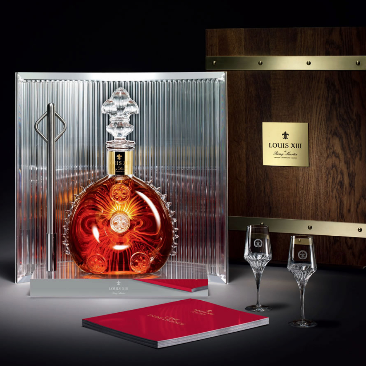 Louis XIII Jeroboam bottle