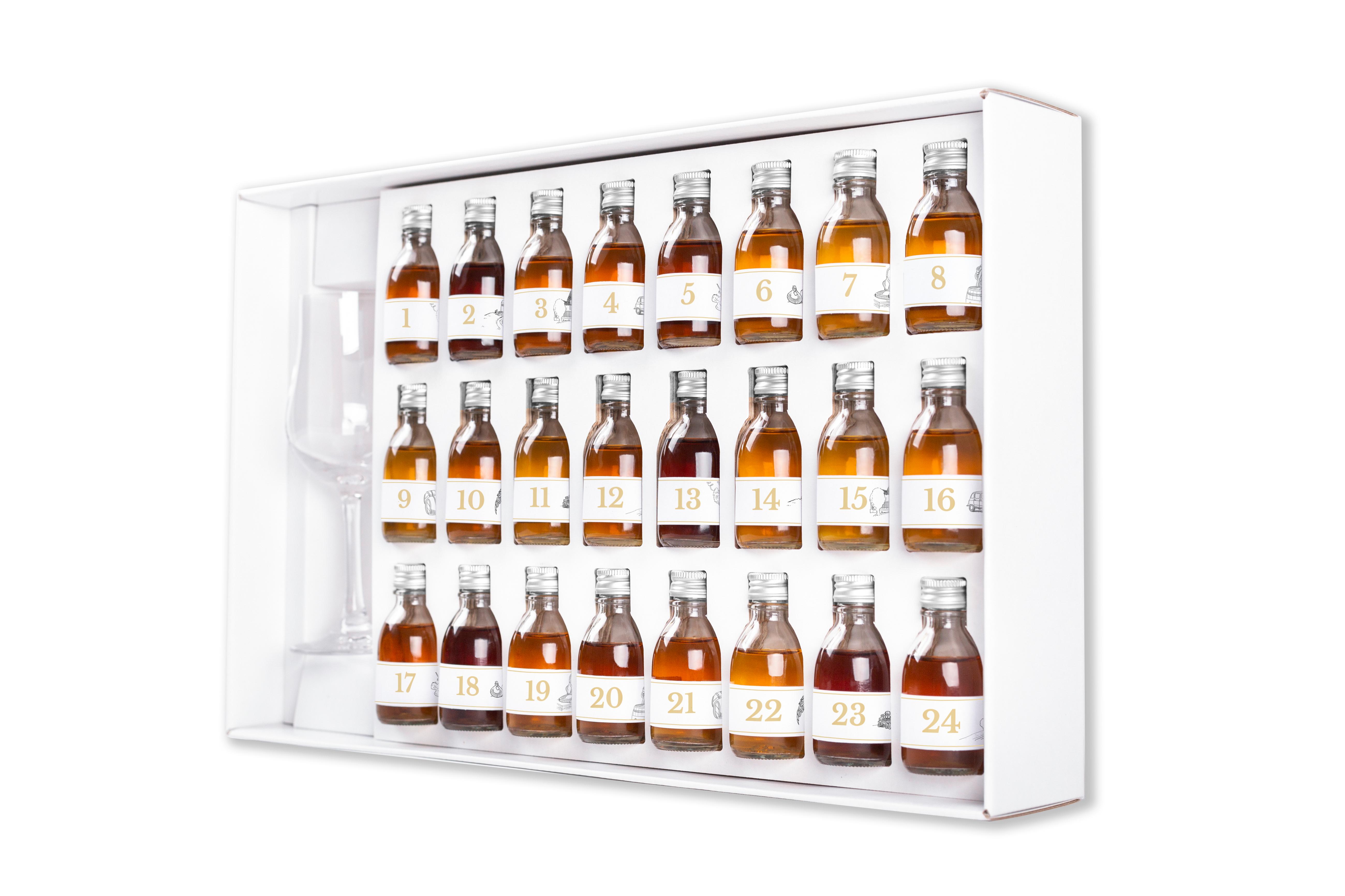 Cognac Expert Calendar 2020 in box