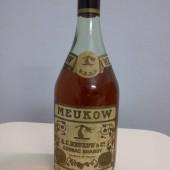 50-70 Year old Meukow Cognac Brandy VSOP Bottle