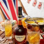 Raise a Toast to HRH QEII with a Royal Courvoisier Cognac Punch