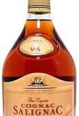 Cognac Salignac VS: bottle review