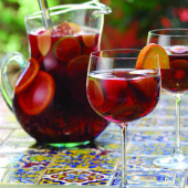 Summer Sangria with Awarded Cognacs (Great for Cocktails but can also be Enjoyed Neat)