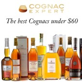 The best Cognacs under $60