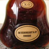 1960's Jas Hennessy XO bottle in the kitchen, what's the value?
