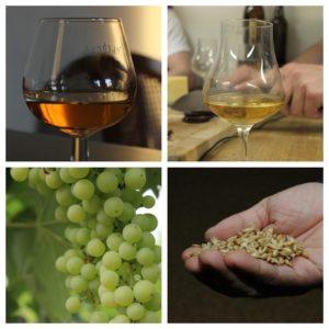 白兰地和威士忌.有什么区别?干邑和威士忌呢?